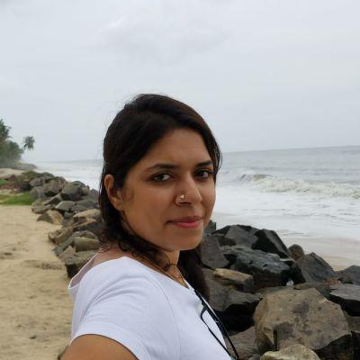 Madhumita P